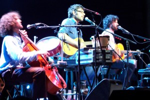 "Bret & Jemaine with the ""New Zealand Symphony Orchestra"""